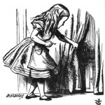 Alice's Adventures in Wonderland, Book, Illustration