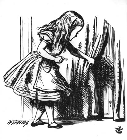 """I knew who I was this morning… but I've changed a few times since then"" – Alice in Wonderland"