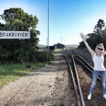 Groot brakrivier, things to do, great brak river, garden route, train track